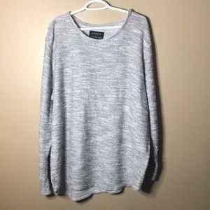Pacsun oversized long length sweater